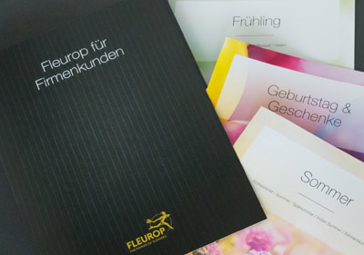 Brochures for corporate clients
